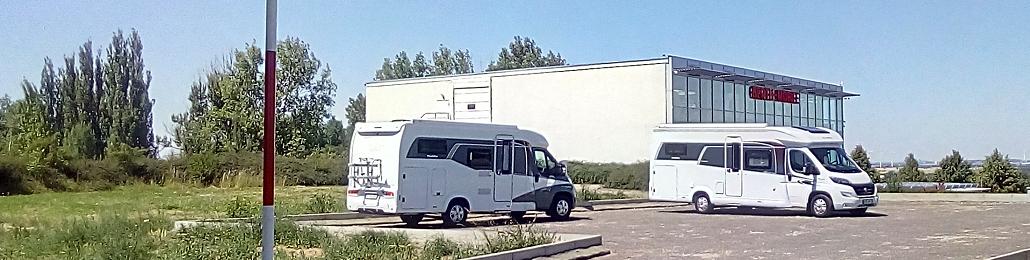 Wohnmobile Stellplatz
